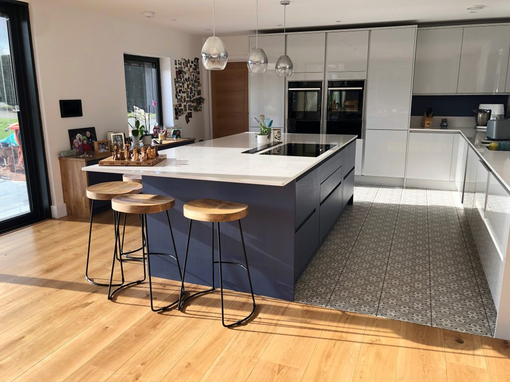 Marble Worktops Kitchen