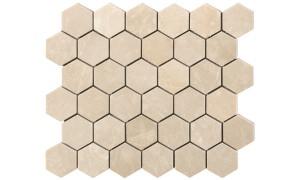 Botticino Hexagon